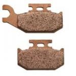 Колодки тормозные усиленные передние левые и задние BRP ,Suzuki