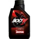 Масло Motul 300 V 4T FL Road Racing SAE  15w-50 1 л