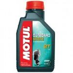 Масло моторное синтетическое MOTUL OUTBOARD SYNTH 2T 1л