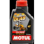 Масло моторное  MOTUL Power Quad 4T 10w40 1л