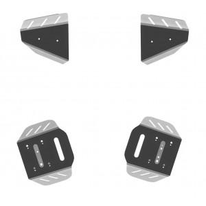 Защита рычагов для квадроцикла POLARIS Sportsman  , 500 HO, -2011