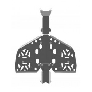 Защита днища для квадроцикла CAN-AM Renegade  , 800, 2009-2014