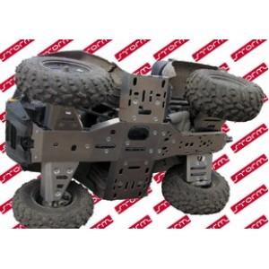 Защита днища и порогов  для квадроцикла POLARIS Sportsman EFI  , 800, 2011-14