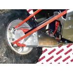 Защита рычагов для квадроцикла POLARIS RZR XP900 EFI  , 900, 2011-14