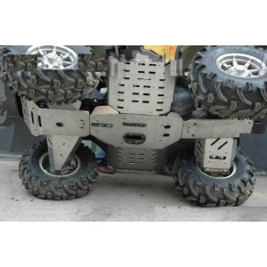 Защита днища для квадроцикла POLARIS Sportsman  , 500 HO,2009 -2011
